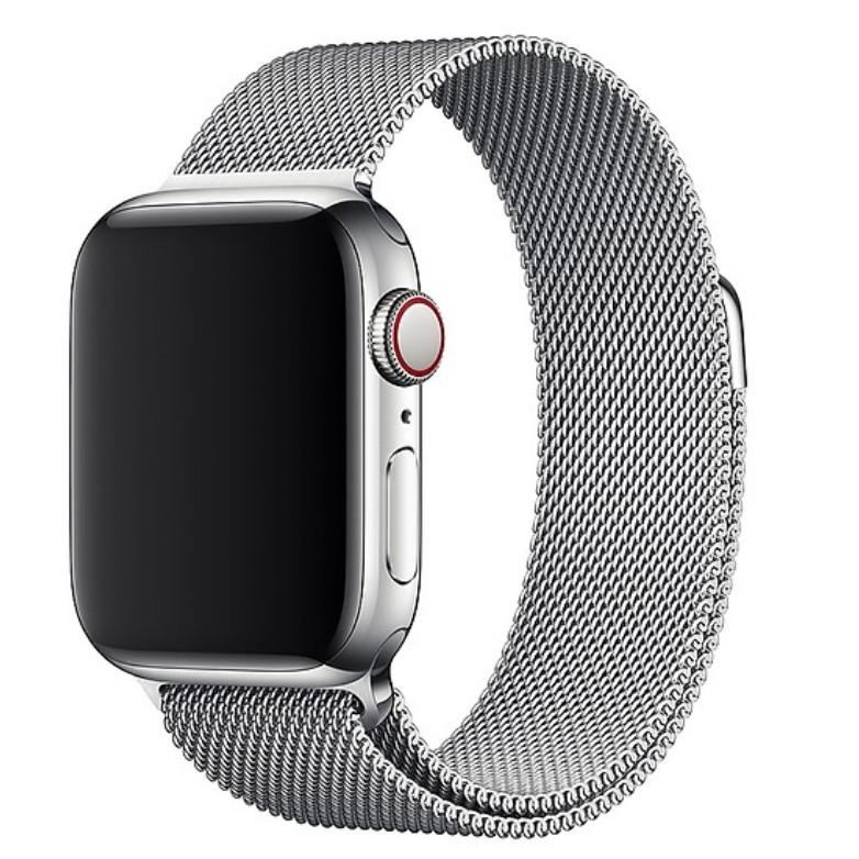Dây đeo cho Apple Watch Milanese Loop Size màn hình 38mm và 40mm - Series 1,2,3,4 - 9906657 , 3772379212557 , 62_19750535 , 350000 , Day-deo-cho-Apple-Watch-Milanese-Loop-Size-man-hinh-38mm-va-40mm-Series-1234-62_19750535 , tiki.vn , Dây đeo cho Apple Watch Milanese Loop Size màn hình 38mm và 40mm - Series 1,2,3,4