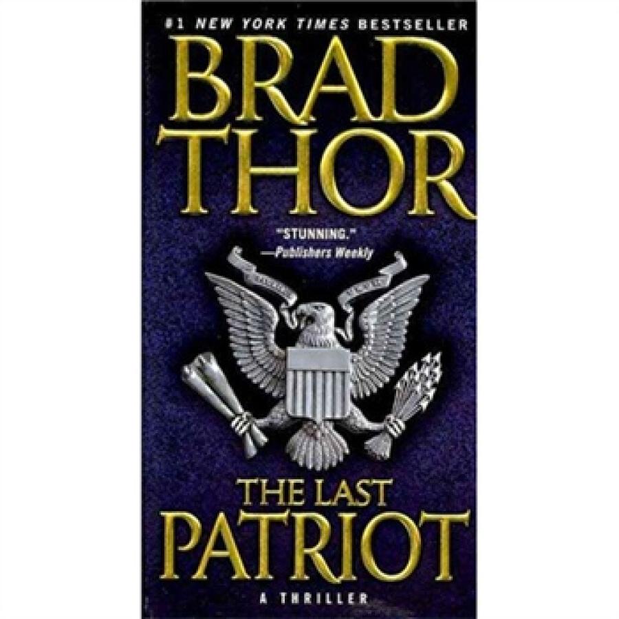 The Last Patriot - 1229466 , 8491820341473 , 62_5248049 , 1249000 , The-Last-Patriot-62_5248049 , tiki.vn , The Last Patriot