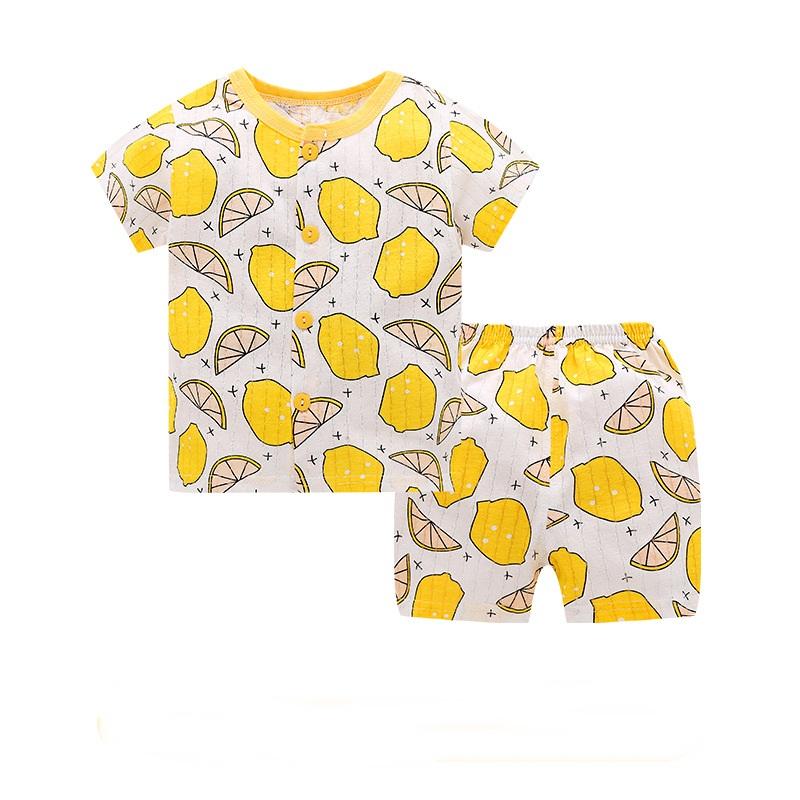 Bộ quần áo tay ngắn bé trai bé gái thun cotton giấy cài nút trước  cho bé từ 0 đến 3 tuổi - 2153818 , 5091669746397 , 62_13756077 , 85000 , Bo-quan-ao-tay-ngan-be-trai-be-gai-thun-cotton-giay-cai-nut-truoc-cho-be-tu-0-den-3-tuoi-62_13756077 , tiki.vn , Bộ quần áo tay ngắn bé trai bé gái thun cotton giấy cài nút trước  cho bé từ 0 đến 3 tuổi