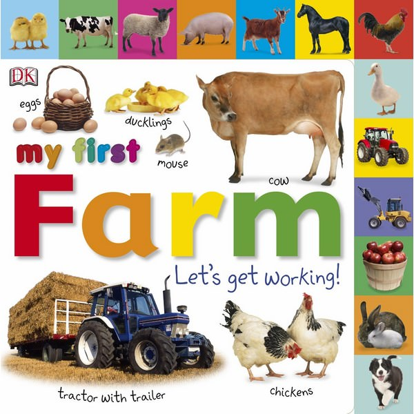 My First Farm Let's Get Working - 964825 , 8575107402436 , 62_2291493 , 198000 , My-First-Farm-Lets-Get-Working-62_2291493 , tiki.vn , My First Farm Let's Get Working