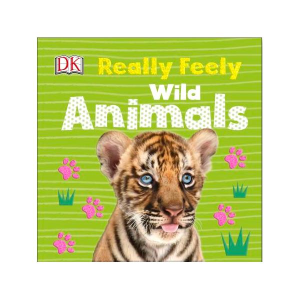 Really Feely Wild Animals - 960879 , 9629749489269 , 62_2247073 , 231000 , Really-Feely-Wild-Animals-62_2247073 , tiki.vn , Really Feely Wild Animals