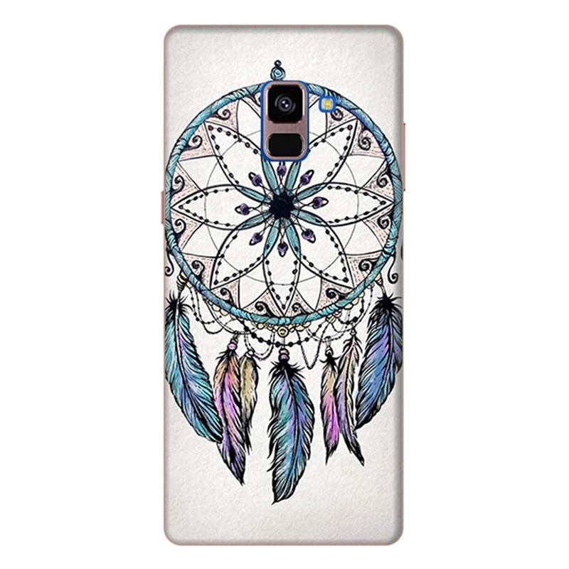 Ốp Lưng Dành Cho Samsung Galaxy A8 Plus - Mẫu 100