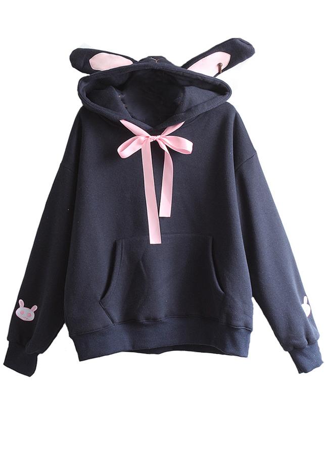Áo khoác hoodie nữ tay dài hình đầu thỏ cực cá tính,dễ thương 0129 - 1137837 , 2530784194902 , 62_7252303 , 408000 , Ao-khoac-hoodie-nu-tay-dai-hinh-dau-tho-cuc-ca-tinhde-thuong-0129-62_7252303 , tiki.vn , Áo khoác hoodie nữ tay dài hình đầu thỏ cực cá tính,dễ thương 0129