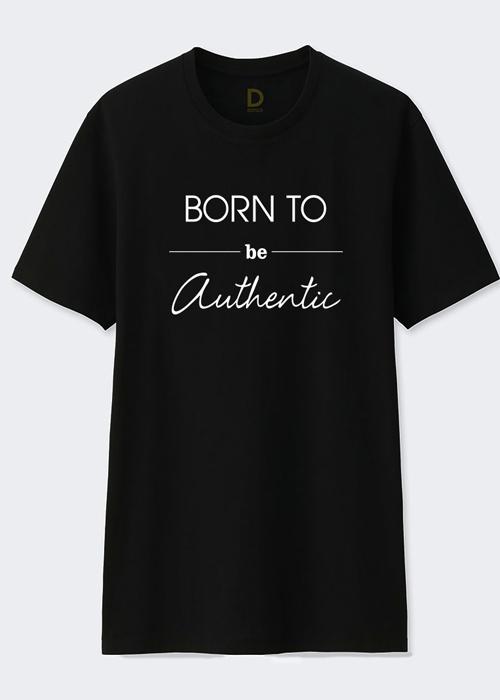 áo thun Dotilo nam Born to authentic - hm812