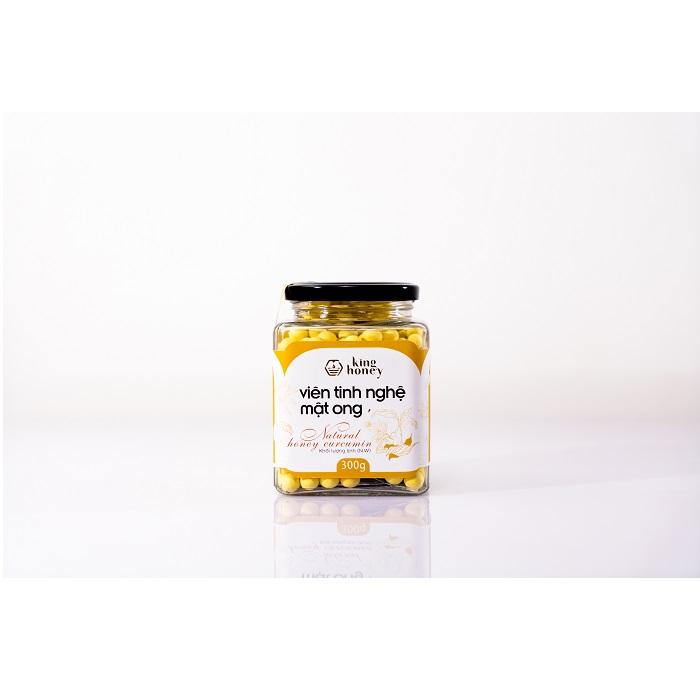 Viên Tinh Nghệ Mật Ong King Honey