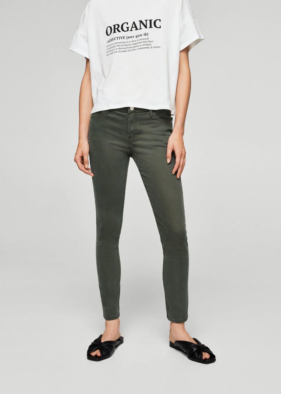Quần Jeans Nữ Paty1 Mango 13015657