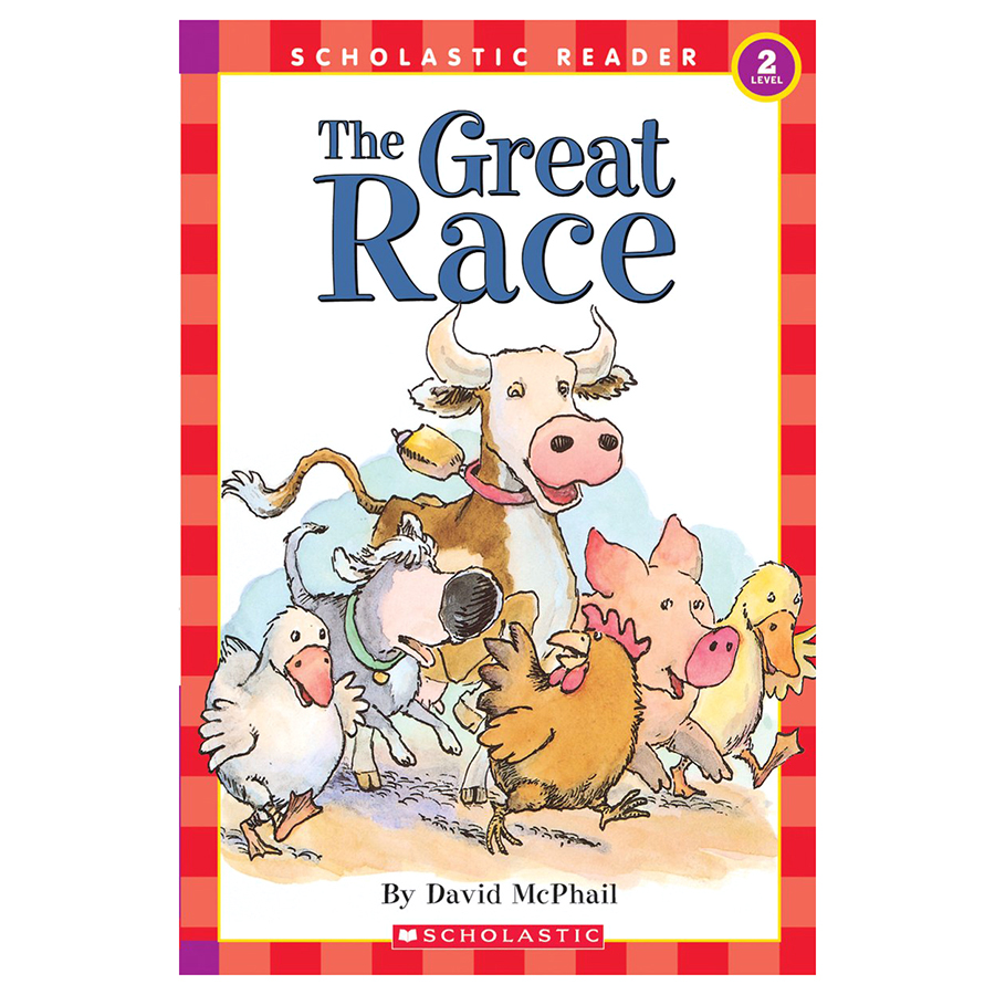 Scholastic Reader Level 2: The Great Race