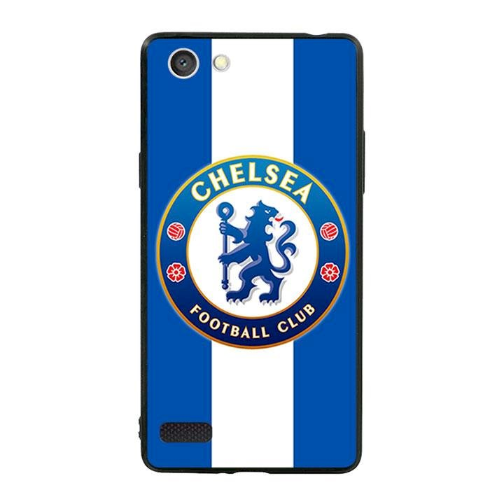 Ốp lưng viền TPU cho dành cho Oppo Neo 7 - Clb Chelsea 01