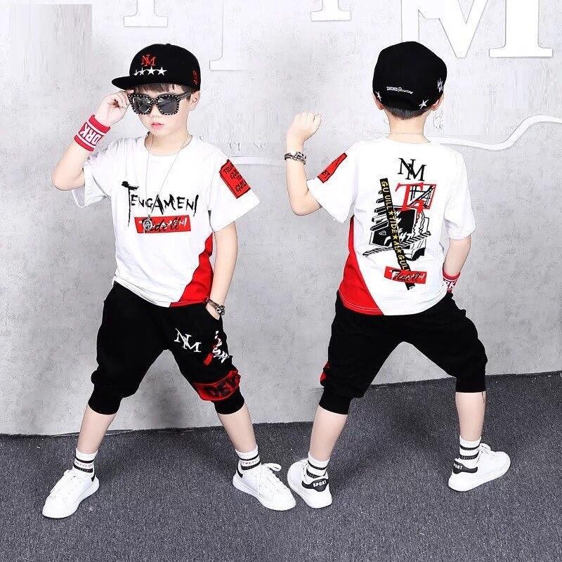 Bộ hiphop cho bé trai - 2219036 , 2850467007191 , 62_14236023 , 275000 , Bo-hiphop-cho-be-trai-62_14236023 , tiki.vn , Bộ hiphop cho bé trai