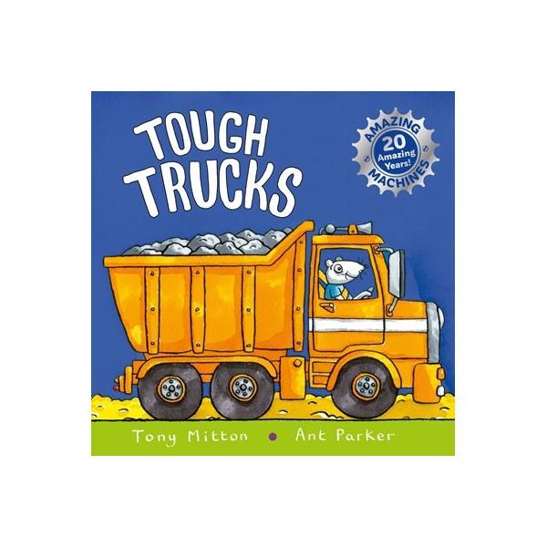 Amazing Machines: Tough Trucks - 955472 , 3607666091600 , 62_2192163 , 165000 , Amazing-Machines-Tough-Trucks-62_2192163 , tiki.vn , Amazing Machines: Tough Trucks