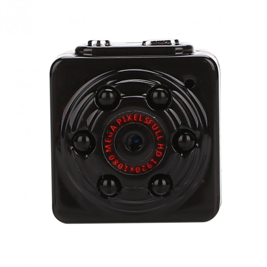 Mini Camera Video Recorder Smart Motion Detection DVR Night Vision Camcorder 1080P HD Camcorder Night Vision Infrared