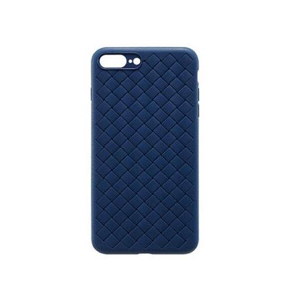 Ốp iPhone 7+/8+ Họa Tiết Dệt Netease Zhizhi - Xanh Dương