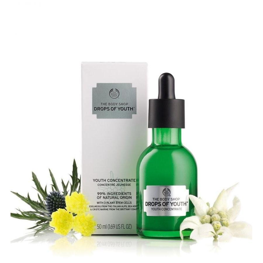 Tinh chất ngăn ngừa lão hóa The Body Shop Drops of Youth Youth Concentrate (50ml)