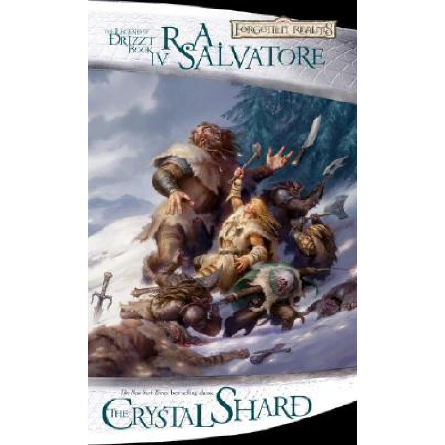 The Crystal Shard: The Legend of Drizzt Book IV - 1226111 , 2783939347917 , 62_5238487 , 167000 , The-Crystal-Shard-The-Legend-of-Drizzt-Book-IV-62_5238487 , tiki.vn , The Crystal Shard: The Legend of Drizzt Book IV