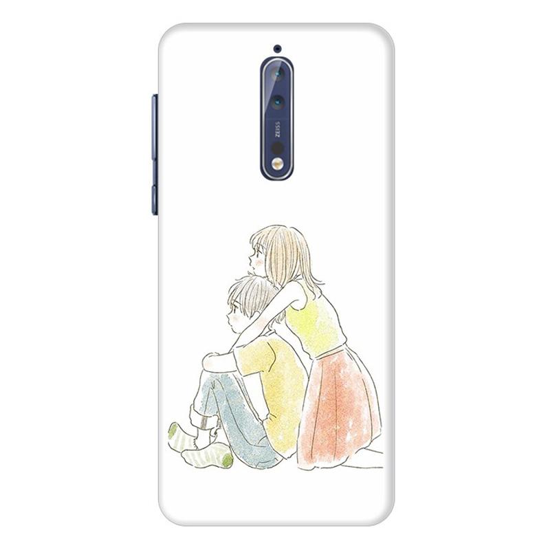 Ốp Lưng Cho Nokia 8 - Mẫu 18