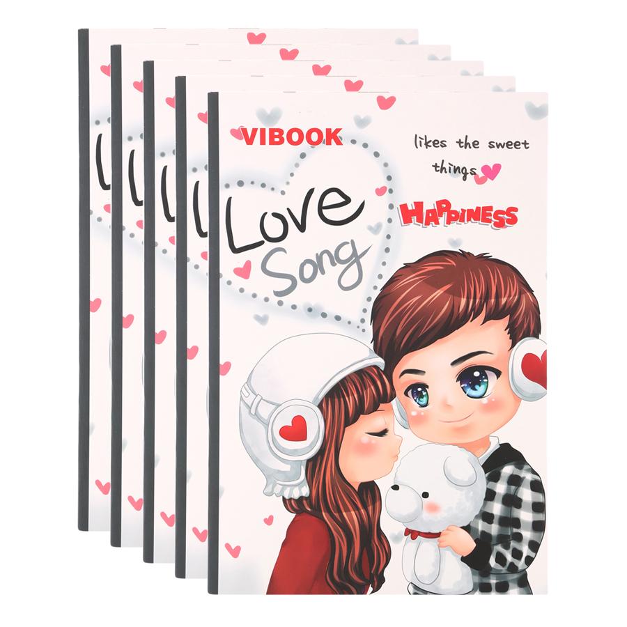 Lốc 5 Tập Vibook Sinh Viên Happiness TSV2-11 In Oly 200 Trang - 5984250 , 8935015204803 , 62_7857090 , 154000 , Loc-5-Tap-Vibook-Sinh-Vien-Happiness-TSV2-11-In-Oly-200-Trang-62_7857090 , tiki.vn , Lốc 5 Tập Vibook Sinh Viên Happiness TSV2-11 In Oly 200 Trang