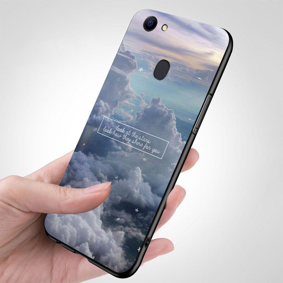 Ốp kính cường lực dành cho điện thoại Oppo F5/R11S/A73 - F7 - lời trích truyền cảm hứng - quotes - cam2021