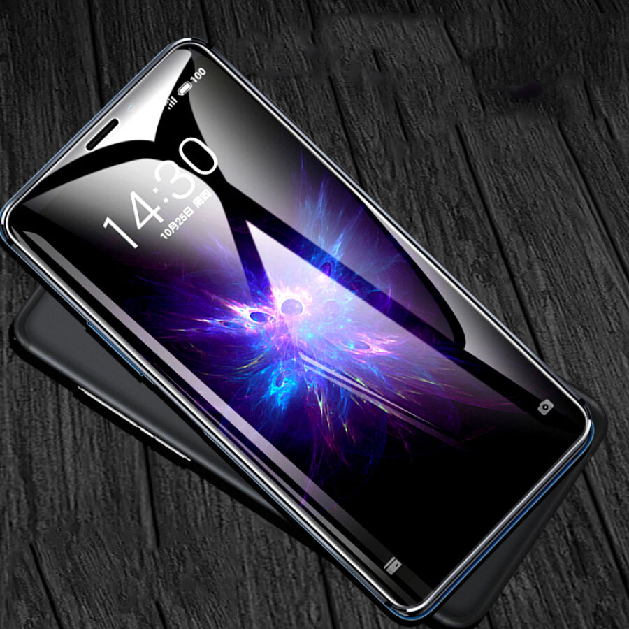 Vatican Sinuo Meizu Note8 tempered film new 6D full screen coverage HD explosion-proof one without white edge film Meizu note8 mobile phone...