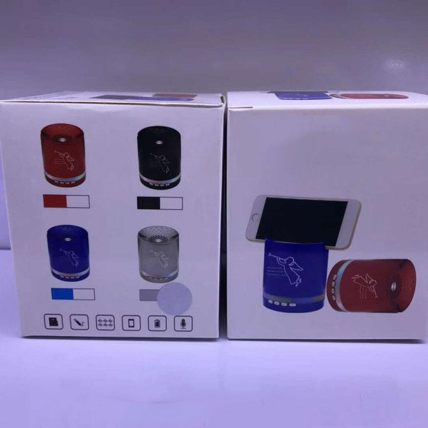 Loa nghe nhạc bluetooth mini AT-208