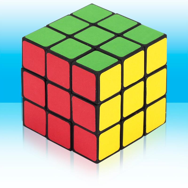 Rubik 3x3x3 Viền Đen Fan Xin 581-7.5