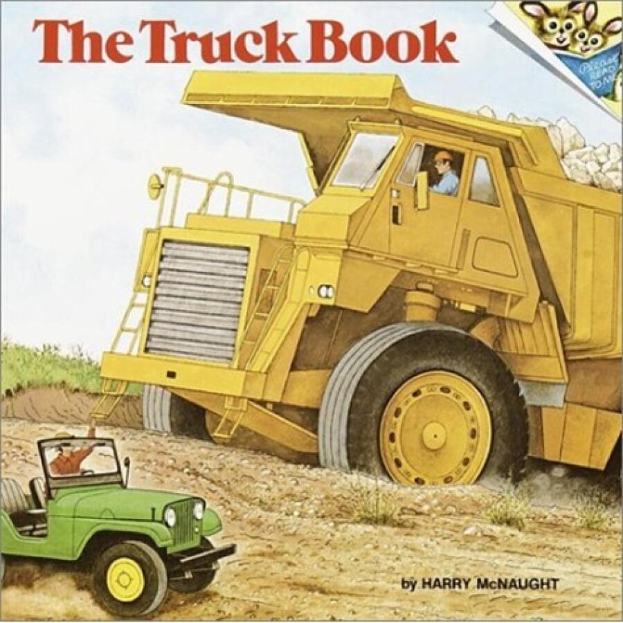The Truck Book - 1237116 , 5488944540328 , 62_5269583 , 108000 , The-Truck-Book-62_5269583 , tiki.vn , The Truck Book