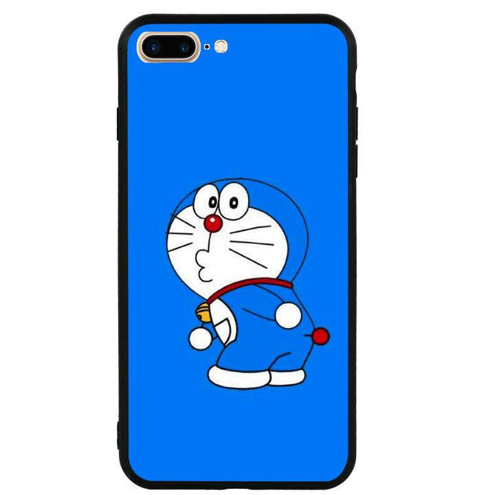 Ốp lưng viền TPU cao cấp cho Iphone 7 Plus - Doremon 01