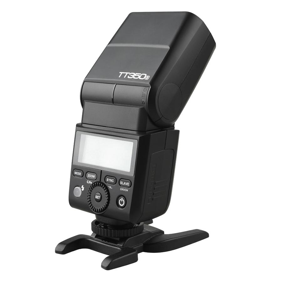 Đèn Flash Godox TT350C Cho Canon - Hàng Chính Hãng