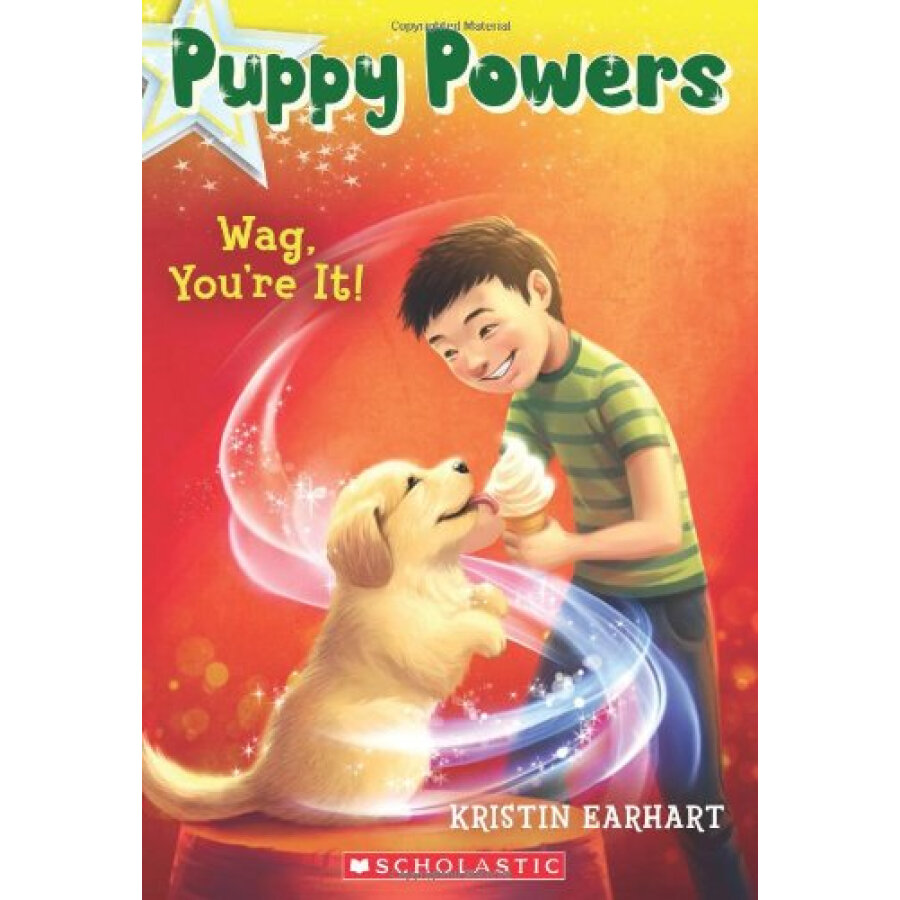 Puppy Powers #2: Wag Youre It!