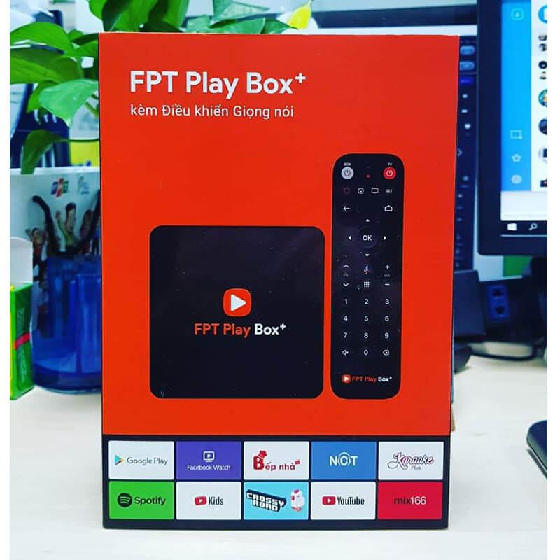 FPT PLAY BOX + 2019 CHÍNH HÃNG - 1732865 , 1995883189951 , 62_12547624 , 1790000 , FPT-PLAY-BOX-2019-CHINH-HANG-62_12547624 , tiki.vn , FPT PLAY BOX + 2019 CHÍNH HÃNG