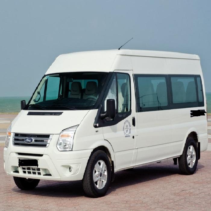 Thuê xe du lịch từ sân bay Suvarnabhumi - Pattaya (vé khứ hồi)/Xe Mini Bus