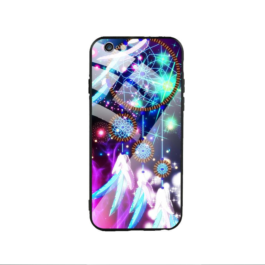 Ốp lưng kính cường lực cho điện thoại Iphone 6 Plus / 6s Plus - Dreamcatcher