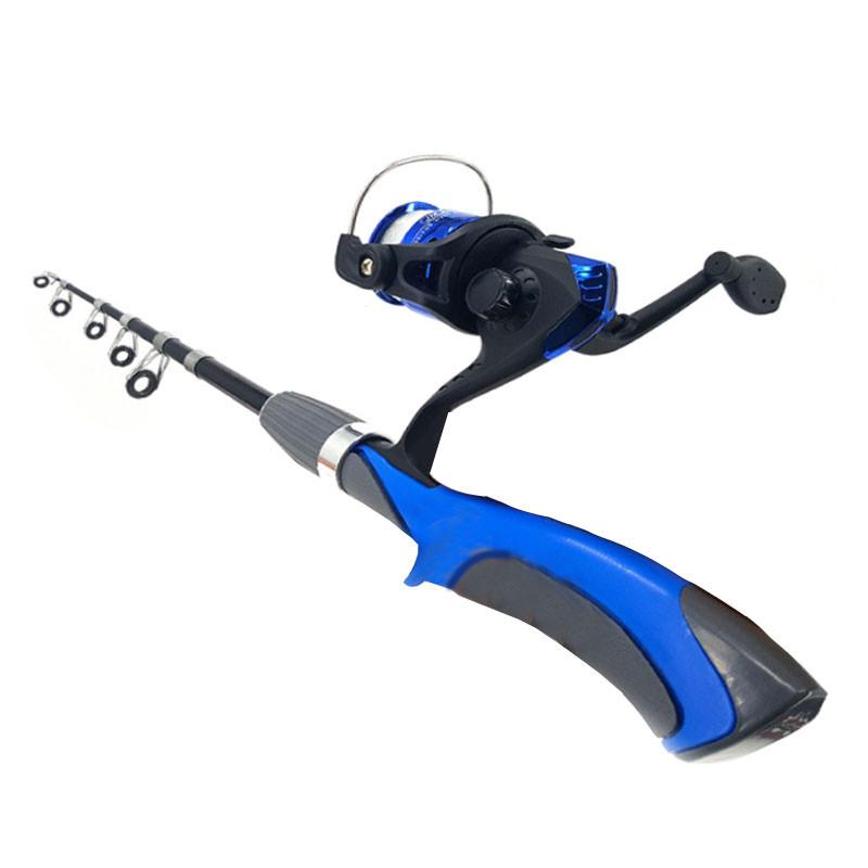 Bộ cần câu cá 1m5 kèm máy câu 2000 chuyên dụng Sportslink