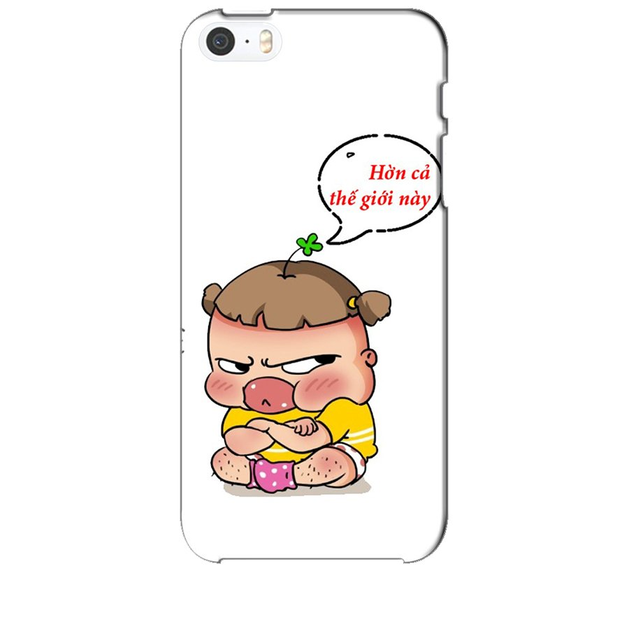 Ốp Lưng Dành Cho iPhone 5 Quỳnh Aka 2