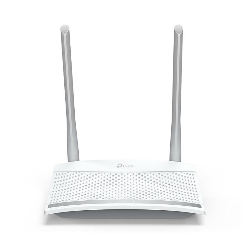 Router Wifi TP-Link Chuẩn N Tốc Độ 300Mbps WR820N - Hàng Chính Hãng