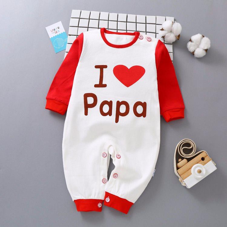 Bộ áo liền quần cho bé sơ sinh 80103