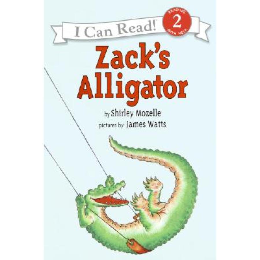 Zacks Alligator (I Can Read Level 2)