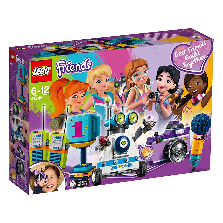 Bộ Lắp Ráp Chiếc Hộp Tình Bạn LEGO FRIENDS 41346 (563 chi tiết) - 1003232 , 8248830845497 , 62_2783765 , 1899000 , Bo-Lap-Rap-Chiec-Hop-Tinh-Ban-LEGO-FRIENDS-41346-563-chi-tiet-62_2783765 , tiki.vn , Bộ Lắp Ráp Chiếc Hộp Tình Bạn LEGO FRIENDS 41346 (563 chi tiết)