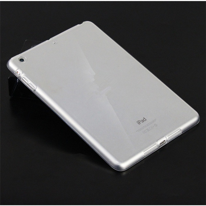 Ốp lưng silicon dẻo trong suốt dành cho iPad mini 4 - 15527449 , 9060517671743 , 62_25364148 , 180000 , Op-lung-silicon-deo-trong-suot-danh-cho-iPad-mini-4-62_25364148 , tiki.vn , Ốp lưng silicon dẻo trong suốt dành cho iPad mini 4