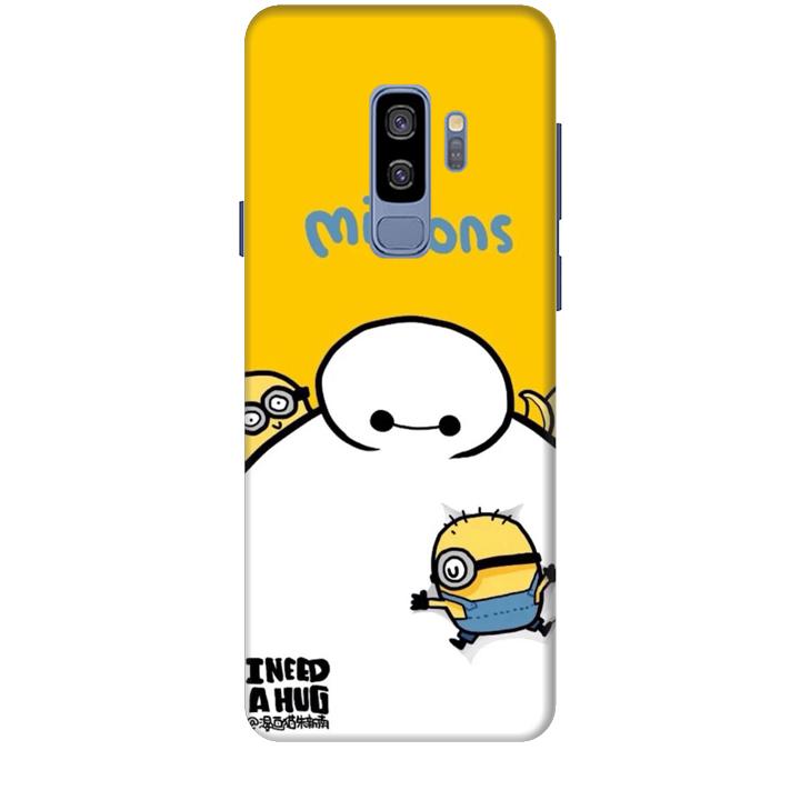 Ốp lưng dành cho điện thoại  SAMSUNG GALAXY S9 PLUS hinh Big Hero Minions - 1897152 , 3016816427709 , 62_14538707 , 150000 , Op-lung-danh-cho-dien-thoai-SAMSUNG-GALAXY-S9-PLUS-hinh-Big-Hero-Minions-62_14538707 , tiki.vn , Ốp lưng dành cho điện thoại  SAMSUNG GALAXY S9 PLUS hinh Big Hero Minions