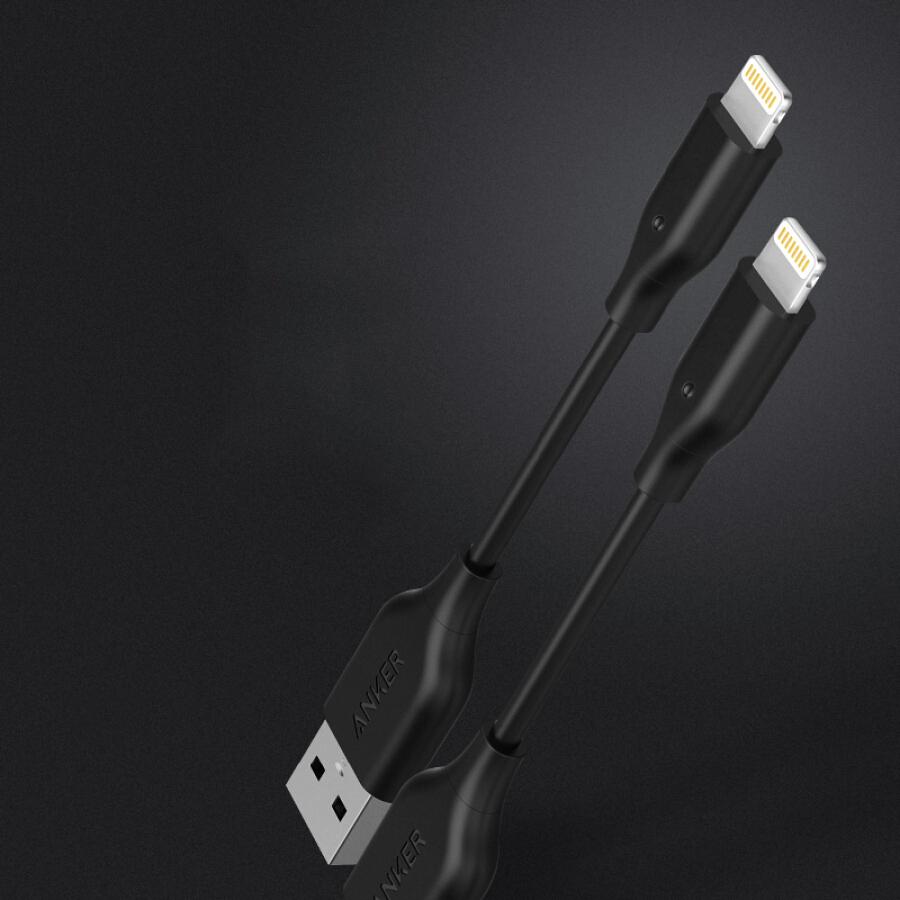 Set 2 Dây Cáp Sạc Lightning ANKER (10cm)