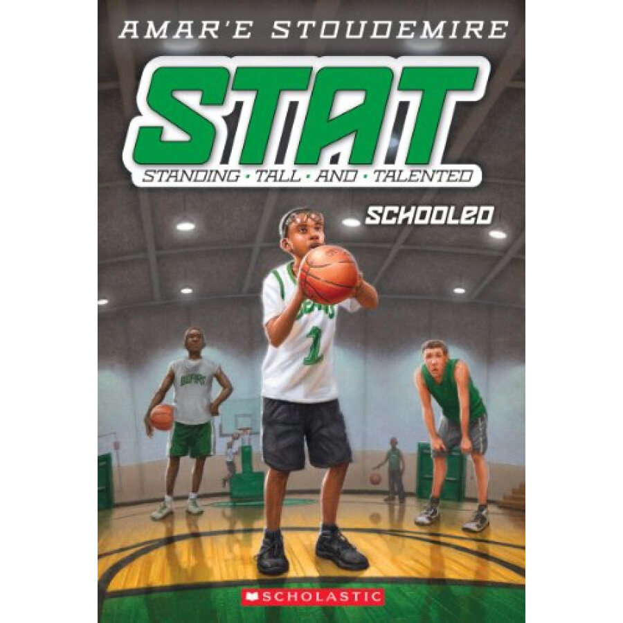 Stat #4: Schooled (Stat: Standing Tall and Talented)