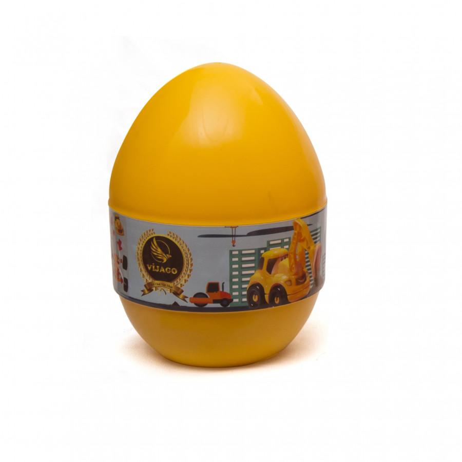 Quả trứng thần kỳ HTB - Xe ô tô Taxi - VJG005