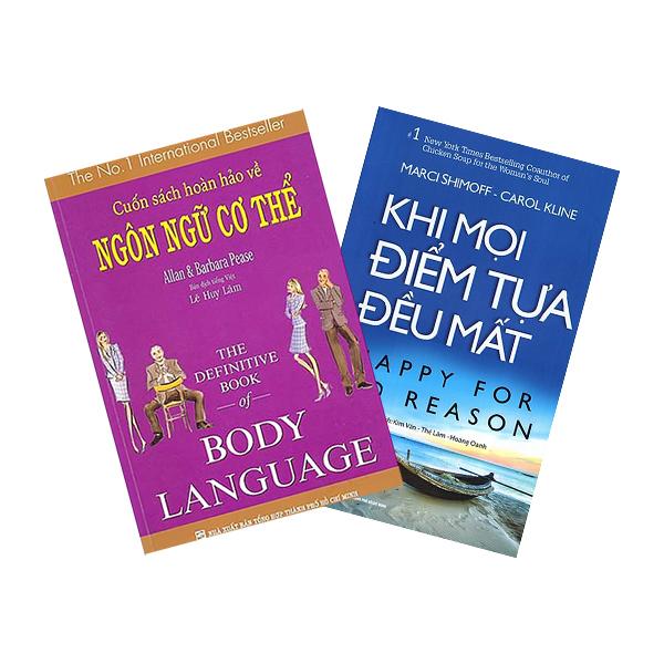 Combo Cuốn Sách Hoàn Hảo Về Ngôn Ngữ Cơ Thể - Body Language + Khi Mọi Điểm Tựa Đều Mất - Tái Bản (2 cuốn) - 1869856 , 8132622141815 , 62_14197820 , 276000 , Combo-Cuon-Sach-Hoan-Hao-Ve-Ngon-Ngu-Co-The-Body-Language-Khi-Moi-Diem-Tua-Deu-Mat-Tai-Ban-2-cuon-62_14197820 , tiki.vn , Combo Cuốn Sách Hoàn Hảo Về Ngôn Ngữ Cơ Thể - Body Language + Khi Mọi Điểm Tựa