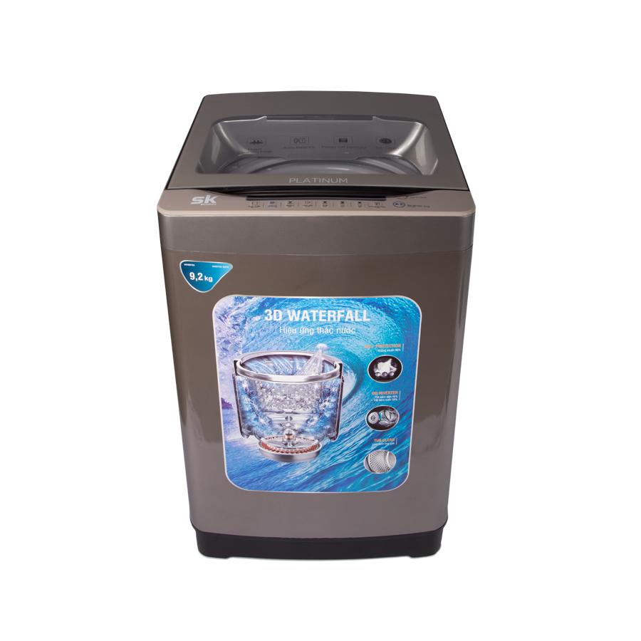 Máy giặt lồng đứng P3 8.8kg SK Sumikura - Hàng Nhập Khẩu