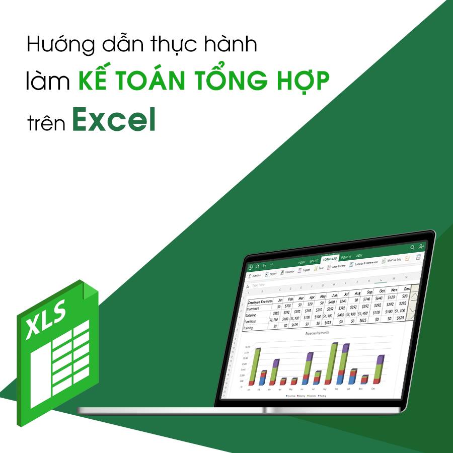 Khóa Học Hướng Dẫn Thực Hành Làm Kế Toán Tổng Hợp Trên Excel KYNA TC05 - 877861 , 2288750917313 , 62_1253095 , 400000 , Khoa-Hoc-Huong-Dan-Thuc-Hanh-Lam-Ke-Toan-Tong-Hop-Tren-Excel-KYNA-TC05-62_1253095 , tiki.vn , Khóa Học Hướng Dẫn Thực Hành Làm Kế Toán Tổng Hợp Trên Excel KYNA TC05