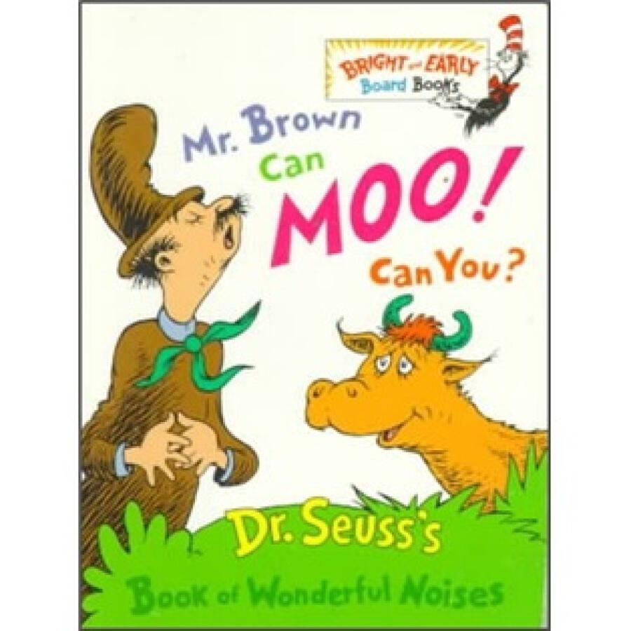 Mr. Brown Can Moo! Can You? - 1232962 , 4940080736979 , 62_5257561 , 97000 , Mr.-Brown-Can-Moo-Can-You-62_5257561 , tiki.vn , Mr. Brown Can Moo! Can You?