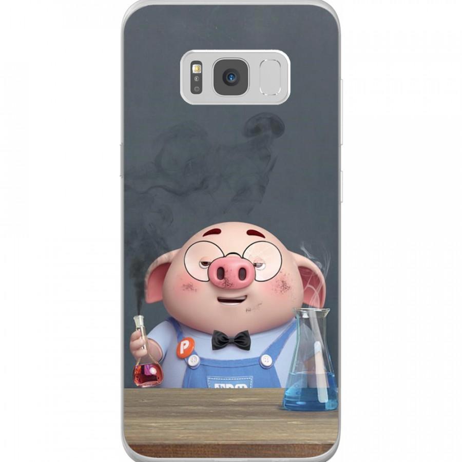 Ốp Lưng Cho Điện Thoại Samsung Galaxy S8 Plus - Mẫu aheocon 83