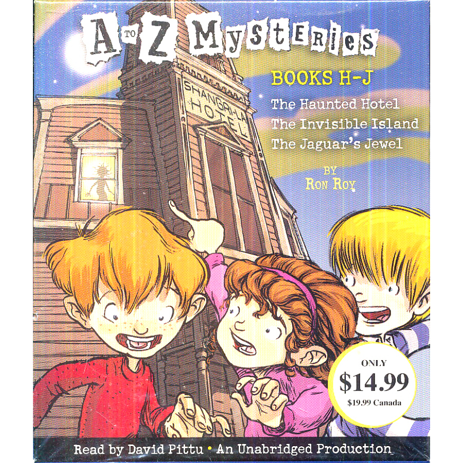 A to Z Mysteries: Books H-J - 1226006 , 1231034789411 , 62_5237809 , 1681000 , A-to-Z-Mysteries-Books-H-J-62_5237809 , tiki.vn , A to Z Mysteries: Books H-J