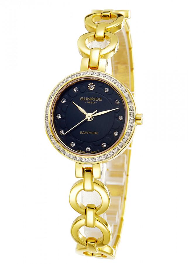 Đồng hồ nữ Sunrise 9964SA kính Sapphire  - Fullbox chính hãng - 7166254 , 8896106107673 , 62_10678376 , 1230000 , Dong-ho-nu-Sunrise-9964SA-kinh-Sapphire-Fullbox-chinh-hang-62_10678376 , tiki.vn , Đồng hồ nữ Sunrise 9964SA kính Sapphire  - Fullbox chính hãng