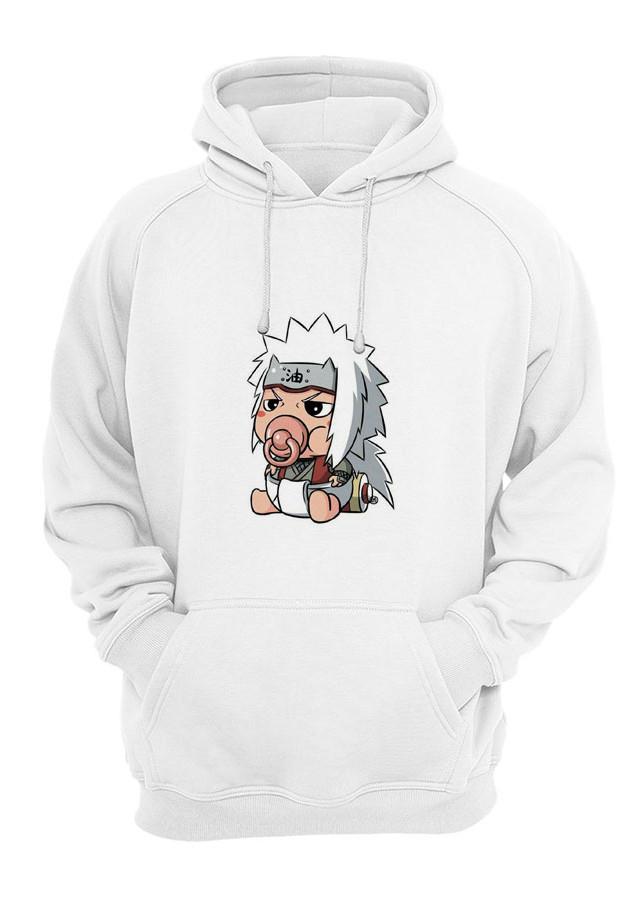 Áo Hoodie Baby Jiraiya Naruto